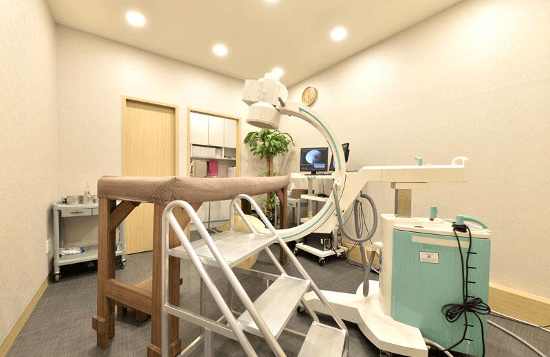서울드림통증의학과 C-ARM 투시 촬영 장비